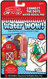 Kolorowanka wodna Melissa and Doug Farma Water Wow