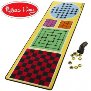 Mata Dywan do Gry 4w1 Melissa and Doug 3+